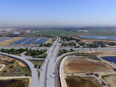 Ашдод – город вечного перерыва: строительство дорожных развязок отменяется