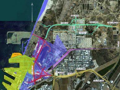 Муниципалитет Ашдода продвигает строительство новой северной промзоны