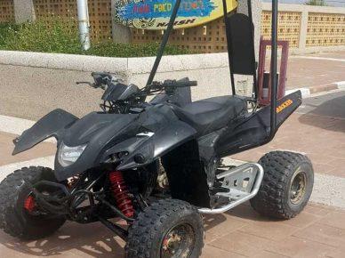 Полиция выписала штрафы водителям квадроциклов и мотоциклов