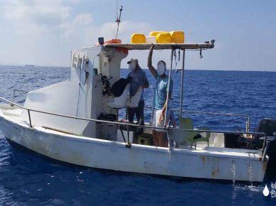 Арестованы двое подозреваемых в краже рыб из клеток в море, рядом с ашдодским портом