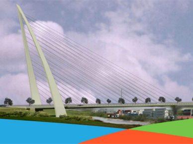 Новый струнный мост появится над речкой Лахиш