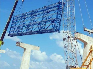 В порту Ашдода строится транспортёрная лента для перевозки зерна