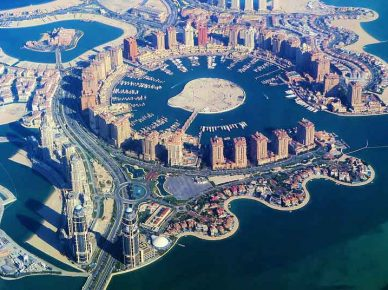 В Ашдоде планируется возведение искусственных островов в сотрудничестве с ОАЭ
