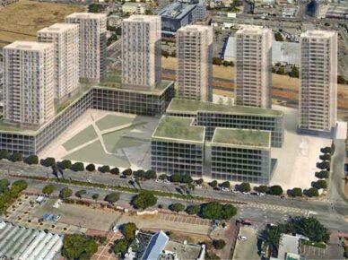 Квартиры в новом жилом комплексе будут стоить меньше миллиона шекелей