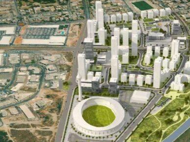 Новый футбольный стадион расширится до 20000 мест