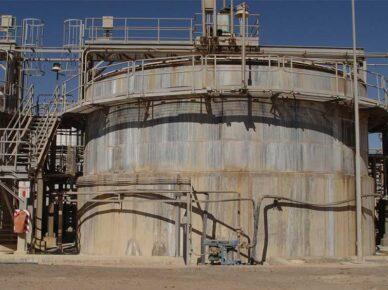 В порту Ашдода планируется создать 3 терминала для транспортировки химикатов