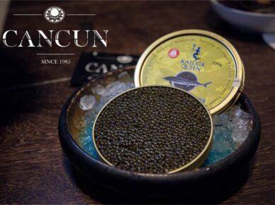 Натуральная чёрная икра по ценам от поставщика – только в CANCUN!