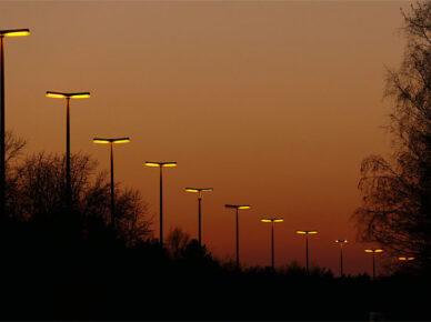 Тысячи ламп уличного освещения в Ашдоде заменены на светодиодные